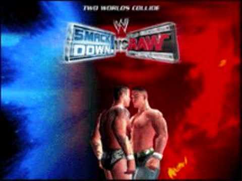 angle - Smackdown vs Raw music.