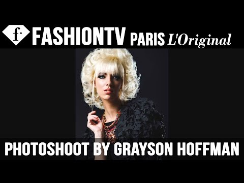 fashiontv - http://www.FashionTV.com/videos GRAYSON HOFFMAN - Miami Fashion Photographer Grayson Hoffman Behind the Scenes on Recent Hair Product Photoshoot. For more about Grayson or to more ...