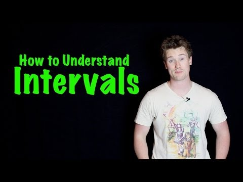 How To Understand Music Intervals (What Are Intervals?)
