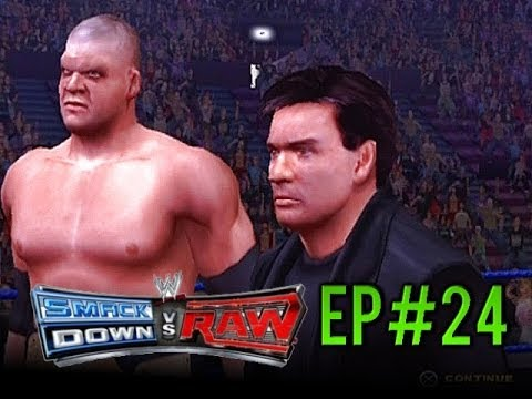 WWE Smackdown! vs RAW: Season Mode - EP.24 - Huge Announcement regarding WrestleMania