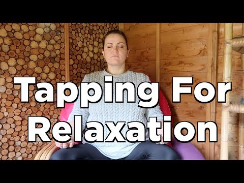TAPPING For Relaxation | Pre-Wedding Stress | Anxiety | Sonia Nicolson