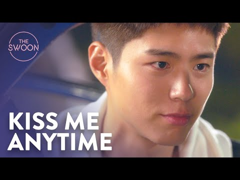 Park So-dam gets permission to kiss Park Bo-gum anytime she wants | Record of Youth Ep 7 [ENG SUB]