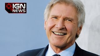 Harrison Ford Involved In Plane Crash - IGN News
