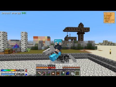 Minecraft – Crash Landing #29: Quest Completion