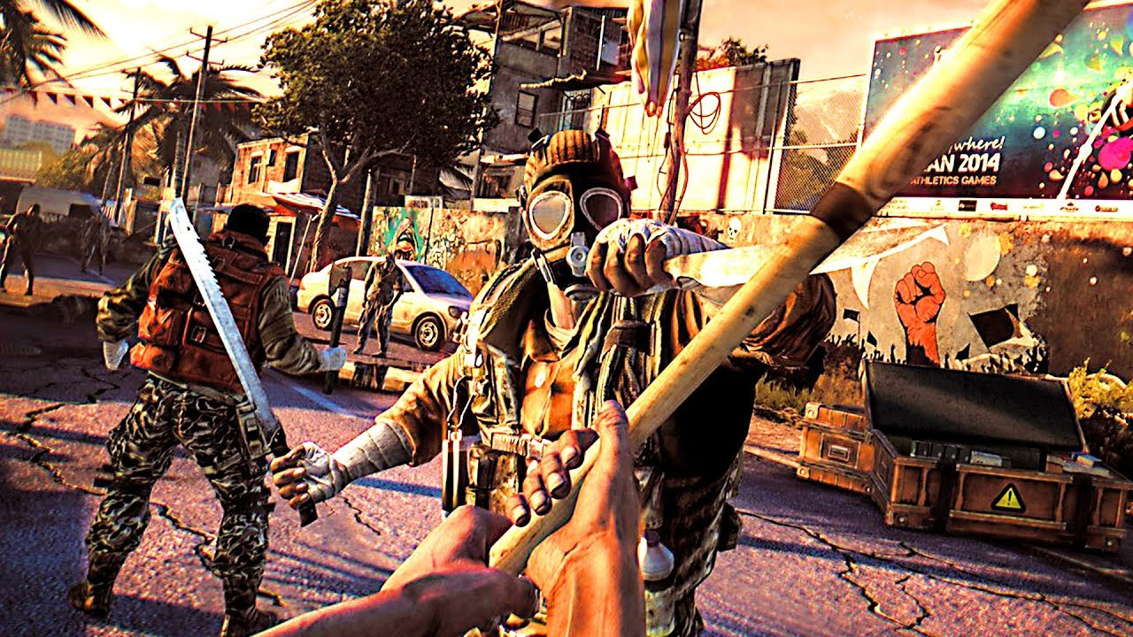 DYING LIGHT – Next-Gen Zombie Survival Trailer (PS4 / Xbox One) #VideoJuegos #Consolas