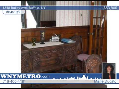 1348 Bailey Ave  Buffalo, NY Homes for Sale | wnymetro.com