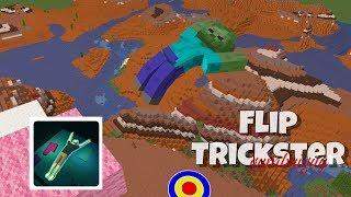 Video Monster School : FLIP TRICKSTER GAME CHALLENGE- Minecraft Animation MP3, 3GP, MP4, WEBM, AVI, FLV Desember 2018