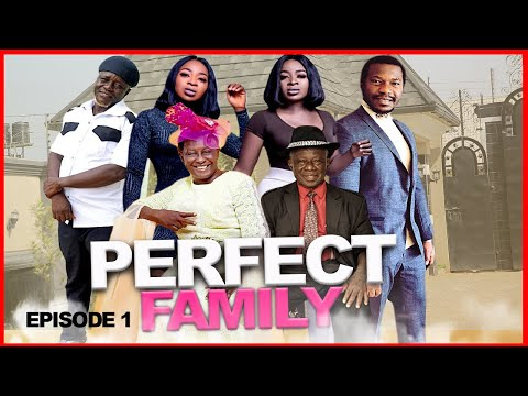 PERFECT FAMILY SERIES (EPISODE 1) - ANEKE TWINS TV | Latest 2020 Nollywood Nigerian Movie || Full HD