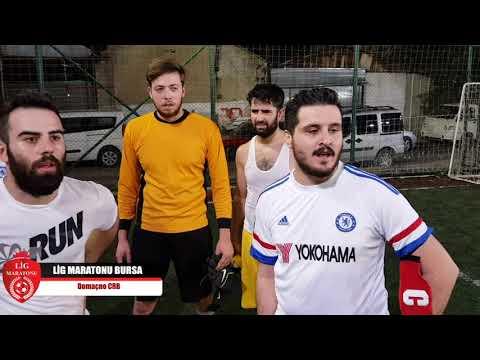 Bursa Dortmund - Domaçno CRB  Domaçno CRB - Bursa Dortmund / Maç Sonu Röportajı / Lig Maratonu Bursa