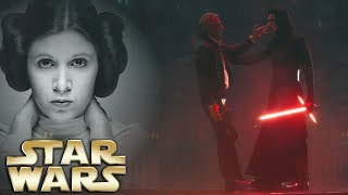 """Would Han Solo have died in """"The Force Awakens"""" if anyone at Lucasfilm knew that Carrie Fisher would pass at the end of 2016? This question appeared on the Star Wars Speculation subreddit on Reddit. Although the obvious answer is that no one affiliated with the project would have predicted the unfortunate passing of Carrie Fisher, I thought it would be an interesting topic to discuss, so that I could share some of my thoughts on episode 8 and 9 with regard to how Leia's character will be handled as the saga unfolds. https://www.reddit.com/r/starwarsspeculation/comments/6lcya1/would_han_still_have_died_if_they_knew_carrie_was/PLAYLISTS »»»Rey Identity Theories →  https://goo.gl/n0z5cDSupreme Leader Snoke Theories →  https://goo.gl/5vOLV3Kylo Ren Videos →  https://goo.gl/jN0sgXStar Wars Episode VII →  https://goo.gl/QuDgLRStar Wars Episode VIII →  https://goo.gl/KwwKLlStar Wars Rebels Season 3 →  https://goo.gl/WRiUFhRogue One →  https://goo.gl/4rJJKxURBAN ACOLYTES APPAREL »»»https://www.teepublic.com/user/urbanacolyteSTAR WARS INSPIRED APPAREL »»»VICTORIOUS Long Length Drape Cape Cardigan Hoodie (Vader's Wrath Style) → http://amzn.to/2jM9hxCSTAR WARS COSPLAY »»»Cosplaysky Kylo Ren Costume → http://amzn.to/2iXDLIlKylo Ren Standard Sith Costume → http://amzn.to/2jMetBFCG Men's Kylo Ren Robes → http://amzn.to/2iXBbCkCG Scavenger Rey Costume → http://amzn.to/2iNWr2jBlack Series Kylo Ren Helmet → http://amzn.to/2iXC91xAnakin/Dark Acolyte Black Jedi Tunic → http://amzn.to/2k0rHInBlack Series Kylo Ren Force FX Deluxe Lightsaber → http://amzn.to/2kftycdPLACES YOU CAN FIND ME »»»SUBSCRIBE ON YOUTUBE → https://goo.gl/LtTma8BLOG →http://urbanacolyte.com/FACEBOOK → https://www.facebook.com/UrbanAcolyteTWITTER → https://twitter.com/UrbanAcolyteINSTAGRAM→ https://instagram.com/urbanacolyte/**DISCLAIMER: This video contains affiliate links, which means I receive a percentage from the sale if you make a purchase using this link."""