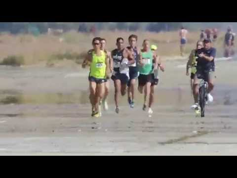 USATF Southern California Road Mile Championship Men's Elite Race 2014