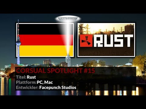 Rust | Corsual Spotlight #15 - Rust