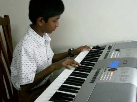 Our Father Who Art In Heaven (by Don Moen) Played On Yamaha PSR413 Keyboard (403/423)