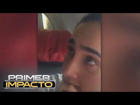 """Piloto pide a los pasajeros rezar debido a una """"falla técnica""""(VIDEO)"""