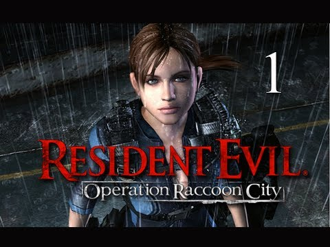 resident evil operation raccoon city playstation 3 game
