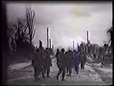 Aschaffenburg - The destruction of Aschaffenburg and aftermath of fighting in March/April of 1945. Shot by American Soldiers, commentated in German. This video is public dom...