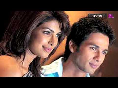 Here is why Priyanka Chopra and Shahid Kapoor will