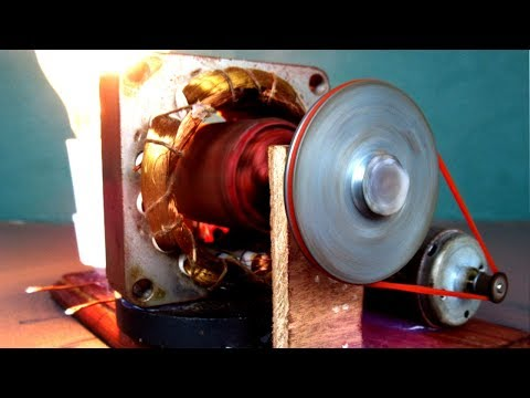 Video Universal Free energy generator electric DC motor 230 Volts - Experiment DIY projects at School download in MP3, 3GP, MP4, WEBM, AVI, FLV January 2017