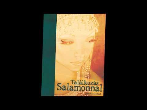 Zimányi József - Találkozás Salamonnal könyvajánló