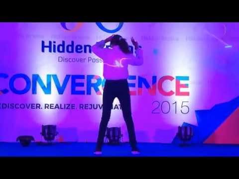 Hidden Brains Convergence 2015 – Dancing Divas