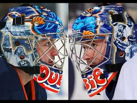 Top 20 Favorite NHL Goalie Masks