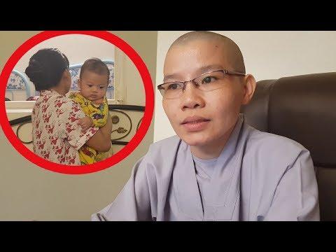 Cảm động sư cô Chúc Từ nuôi hàng chục mẹ bầu, trẻ sơ sinh cơ nhỡ - Thời lượng: 10 phút.