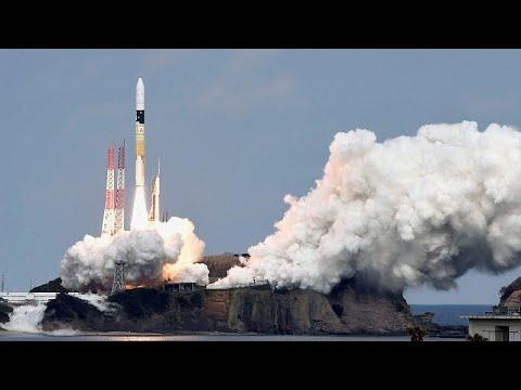 Ιαπωνία: Πύραυλος συνετρίβη λίγα δευτερόλεπτα μετά την απογείωσή του…