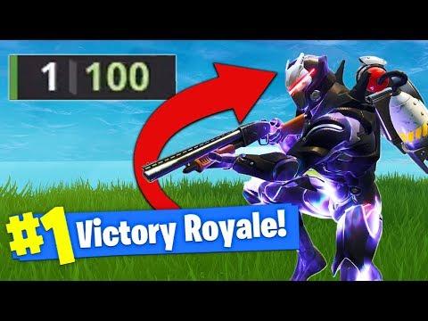 My BEST WIN EVER In Fortnite Battle Royale