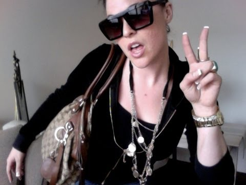 OOTD: Gucci, Juicy Couture, Glassons