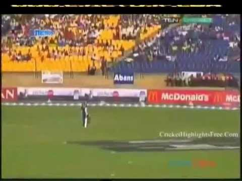 Last over - 5th ODI, Sri Lanka v Pakistan, Colombo, 2012
