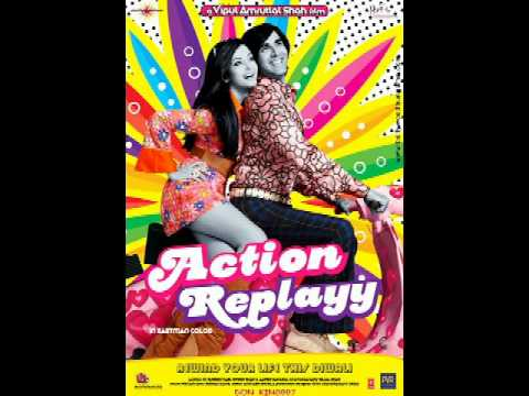 Tera Mera Pyaar - Remix Action Replayy