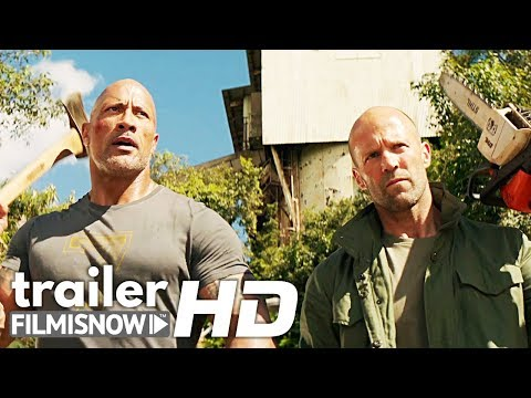 HOBBS & SHAW Final Trailer (2019) - The Rock & Jason Statham Fast & Furious Spin-Off Movie