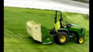 9. Grass cutting