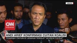 Video Andi Arief Konfirmasi Soal Cuitan Jenderal Kardus Jelang Koalisi Pilpres MP3, 3GP, MP4, WEBM, AVI, FLV Agustus 2018