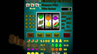 Cherry Chaser Slot Machine YouTube video