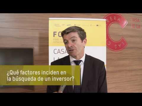 Entrevista a Tomás Guillén, presidente de Bin Ban - Asociación de Business Angels[;;;][;;;]