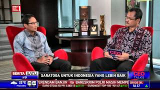Video CEO Talks: Saratoga untuk Indonesia Lebih Baik MP3, 3GP, MP4, WEBM, AVI, FLV September 2018