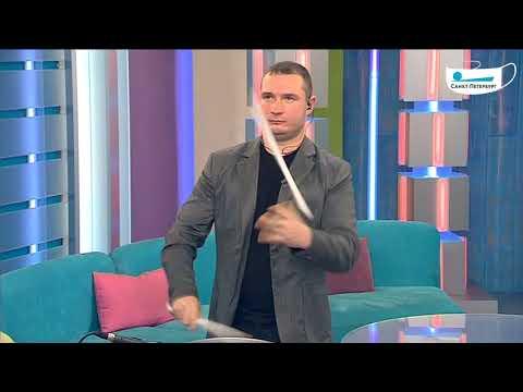 "Гости на телеканале ""Санкт-Петербург"" - жюри ""Ударная волна"" 2020"