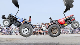 sonalika 60 vs arjun 605   tractor tochan