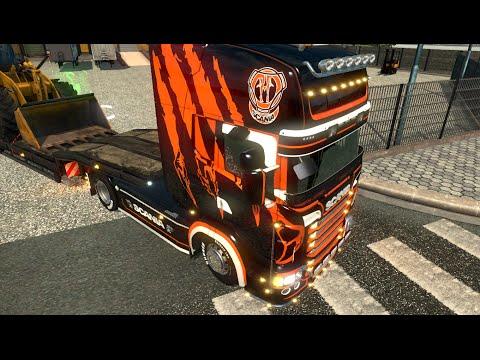 Combo pack Scania RJL Brutal 1.24