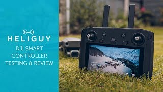 DJI Smart Controller / Review & Testing / Heliguy