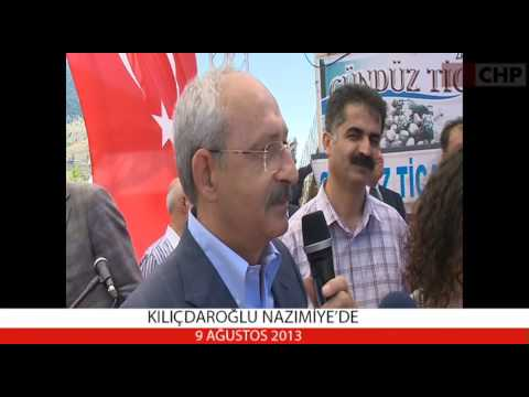 Video KILIÇDAROĞLU NAZIMİYE'DE 09/08/2013 download in MP3, 3GP, MP4, WEBM, AVI, FLV January 2017