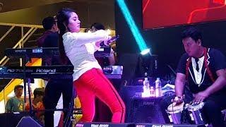 Iva Lola - Juragan Empang | At Jakarta fair 2018 - Booth Torabika