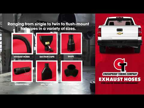Crushproof Tubing Company – Tailpipe Adapters