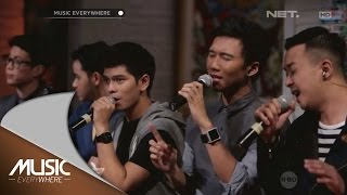 Video Yovie & Nuno ft 5 Romeo - Janji Suci - Music Everywhere MP3, 3GP, MP4, WEBM, AVI, FLV Agustus 2018