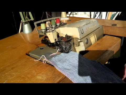 Commercial Union Special Mark IV 39500QW Serger Sewing Machine 1308346