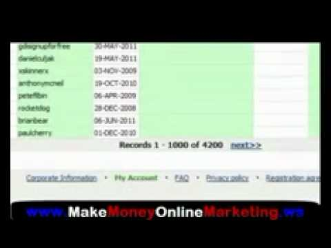 Best online opportunity. Work from your own home. Paypal PROOF of income. MakeMoneyOnlineMarketing