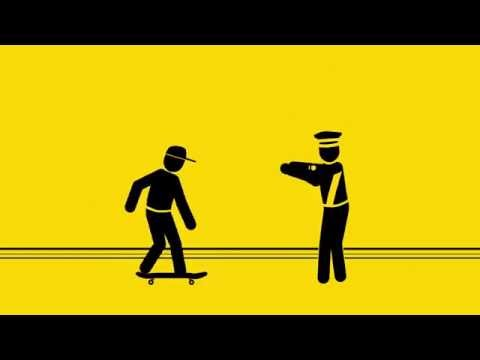 LA's new Metro safety videos are hilariously violent