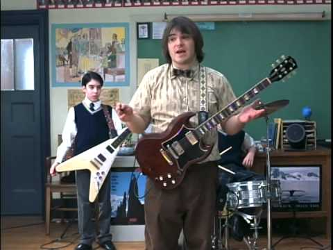 School of Rock - classroom leadership
