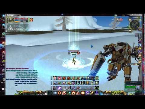 RF Online Hidden Soldier (Bellato) Unlimited Fast Shot